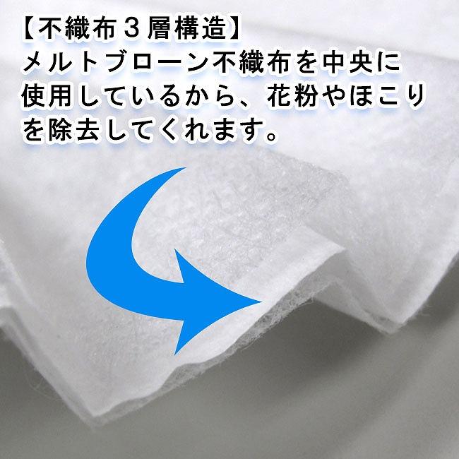 メルトブレーン不織布